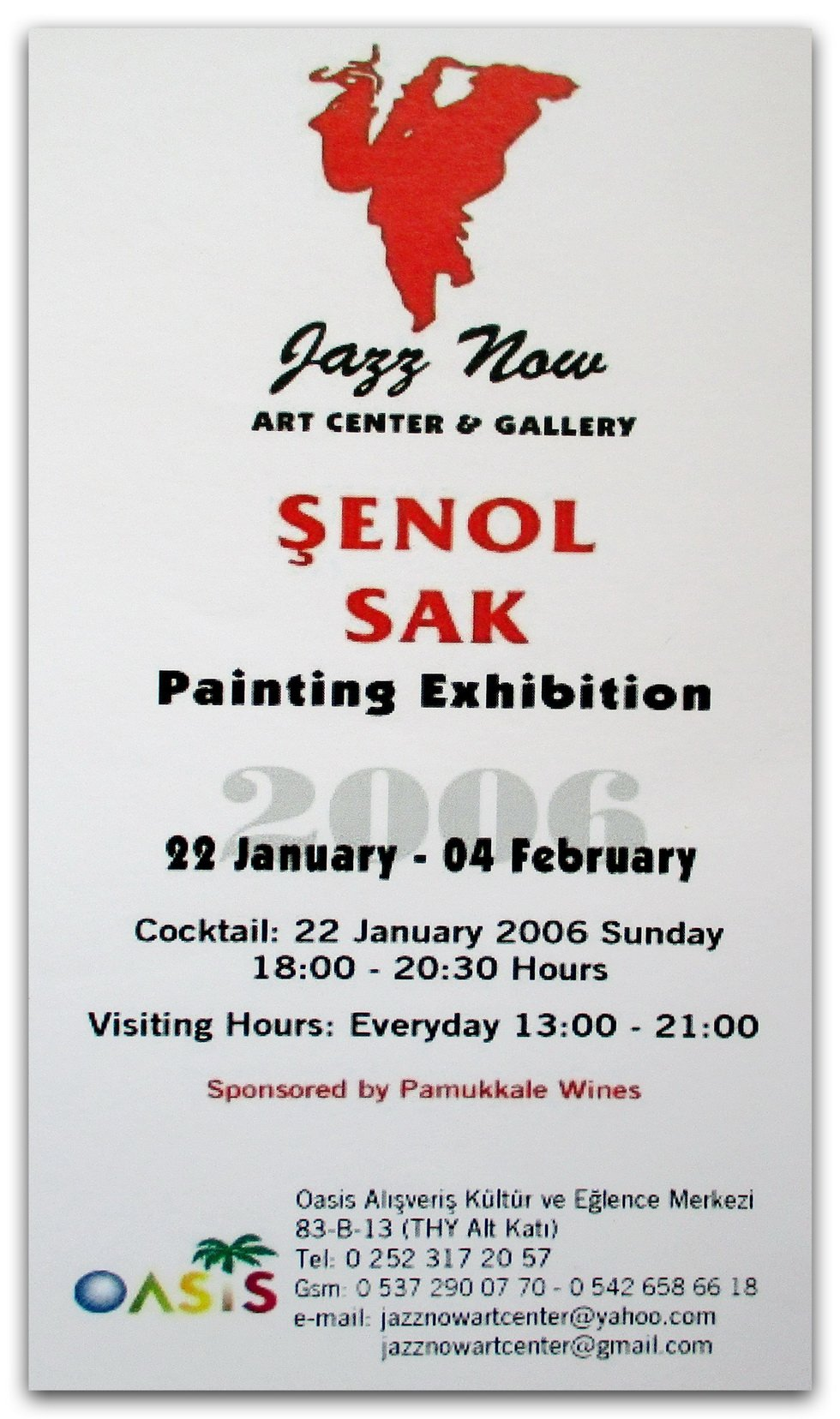 POSTERS OLD EXPO from SENOL SAK - 6