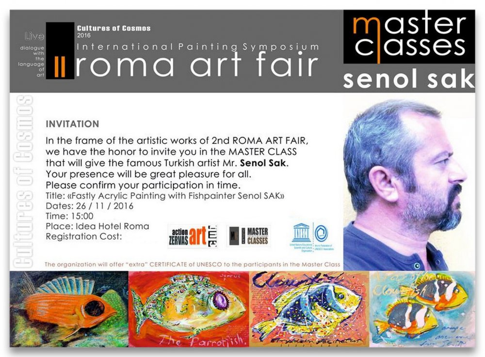 Roma Art Fair 1